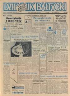 Dziennik Bałtycki 1992, nr 111