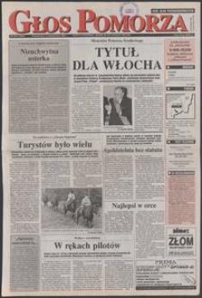 Głos Pomorza, 1996, październik, nr 246