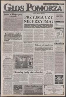 Głos Pomorza, 1996, październik, nr 250