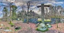 Cmentarz dawnych właścicieli majątku w Łabiszewie