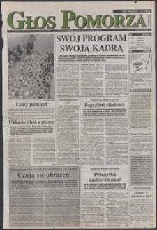 Głos Pomorza, 1996, listopad, nr 256