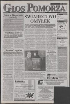 Głos Pomorza, 1996, listopad, nr 261