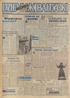 Dziennik Bałtycki, 1991, nr 184