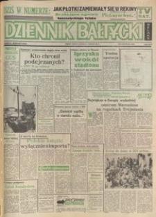 Dziennik Bałtycki, 1991, nr 186