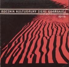 Rocznik Kulturalny Ziemi Gdańskiej, 1975, nr 7