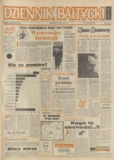 Dziennik Bałtycki, 1991, nr 220