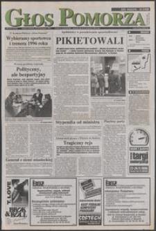 Głos Pomorza, 1996, listopad, nr 273