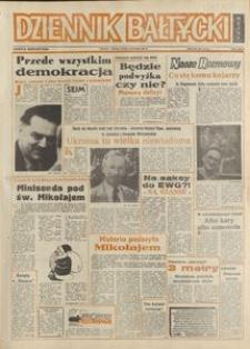 Dziennik Bałtycki, 1991, nr 284