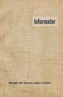 Informator, 1962, [nr 1]
