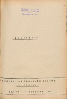 Informator, 1962, [nr 4]