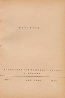 Biuletyn / Wojewódzki Dom Twórczości Ludowej w Gdańsku, 1961, nr 3