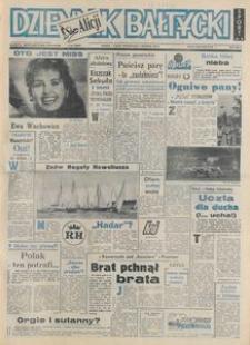 Dziennik Bałtycki 1992, nr 222