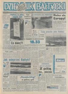 Dziennik Bałtycki 1992, nr 235