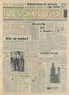 Dziennik Bałtycki 1992, nr 245