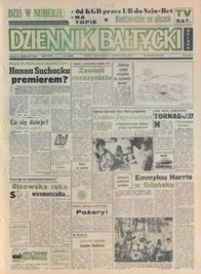 Dziennik Bałtycki 1992, nr 156