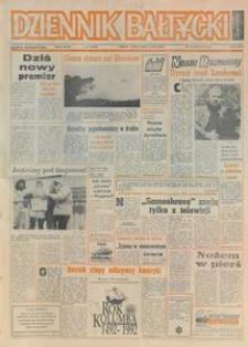 Dziennik Bałtycki 1992, nr 161