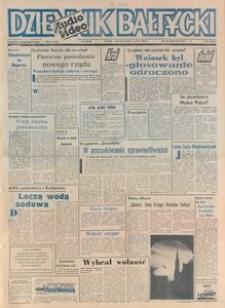 Dziennik Bałtycki 1992, nr 165