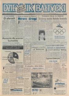 Dziennik Bałtycki 1992, nr 176