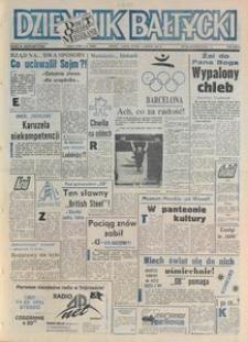 Dziennik Bałtycki 1992, nr 182