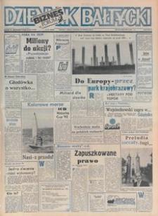 Dziennik Bałtycki 1992, nr 195