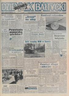 Dziennik Bałtycki 1992, nr 201