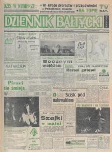 Dziennik Bałtycki 1992, nr 203