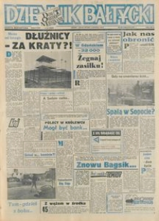 Dziennik Bałtycki 1992, nr 259