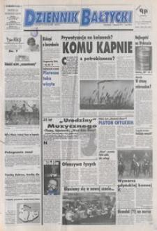 Dziennik Bałtycki 1992, nr 264