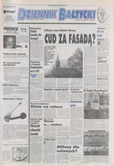 Dziennik Bałtycki 1992, nr 266