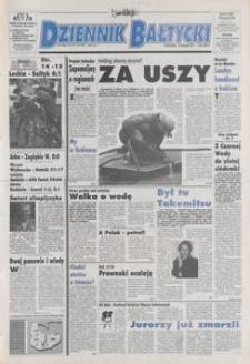 Dziennik Bałtycki 1992, nr 269