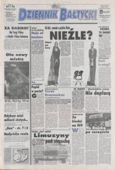Dziennik Bałtycki 1992, nr 270