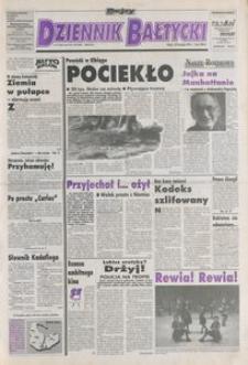 Dziennik Bałtycki 1992, nr 273