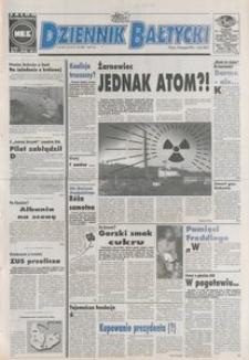 Dziennik Bałtycki 1992, nr 276