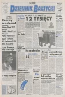 Dziennik Bałtycki 1992, nr 281