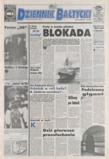 Dziennik Bałtycki 1992, nr 288