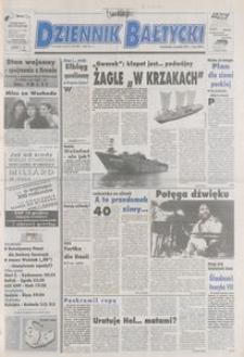 Dziennik Bałtycki 1992, nr 293