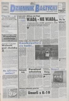 Dziennik Bałtycki 1992, nr 304