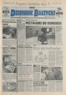 Dziennik Bałtycki, 1994, nr 4