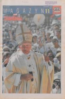 """Magazyn """"Solidarność"""", 1998, nr 11"""