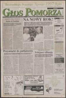 Głos Pomorza, 1996, grudzień, nr 303