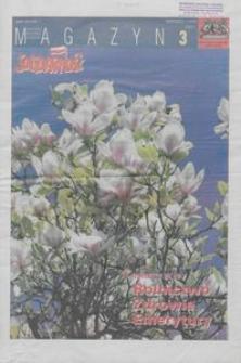 """Magazyn """"Solidarność"""", 1999, nr 3"""
