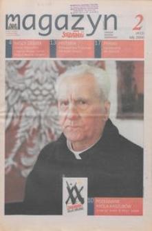 """Magazyn """"Solidarność"""", 2000, nr 2"""