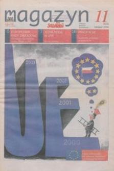 """Magazyn """"Solidarność"""", 2000, nr 11"""
