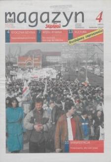 """Magazyn """"Solidarność"""", 2003, nr 4"""