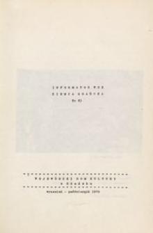 Informator WDK : Ziemia Gdańska, 1970, nr 83