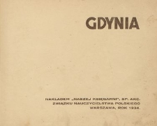 Gdynia : [album]
