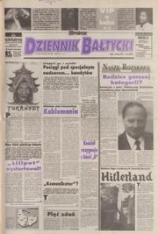 Dziennik Bałtycki, 1993, nr 35