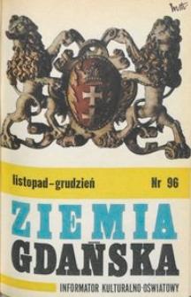 Informator WDK : Ziemia Gdańska, 1972, nr 96