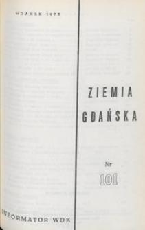 Informator WDK : Ziemia Gdańska, nr 101