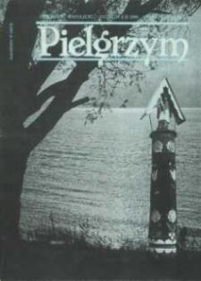 Pielgrzym : tygodnik katolicki, 1990, nr 4